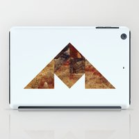 COAL MOUNTAIN iPad Case