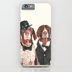 german short hair pointers - F.I.P. @ifitwags (The pointer brothers) Slim Case iPhone 6s
