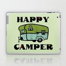 Happy Camper Laptop & iPad Skin