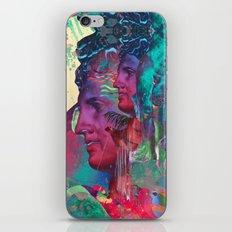 Eddacaro III iPhone & iPod Skin