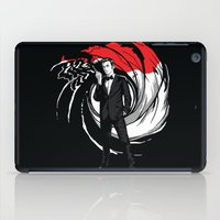 The Doctor 010 iPad Case