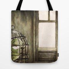 Le Samourai Tote Bag