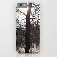Scenic lake view iPhone 6 Slim Case