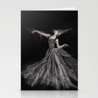 Ghost Of The Revolution Stationery Cards