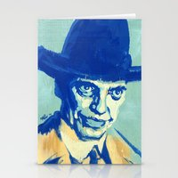 Steve Buscemi Stationery Cards