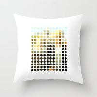 American Gothic (2009) Throw Pillow