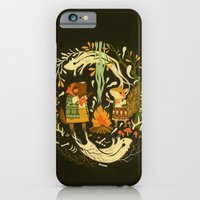 Animal Chants & Forest W… iPhone 6 Slim Case
