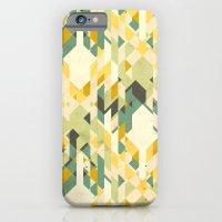des-integrated tartan pattern iPhone 6 Slim Case