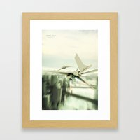 AIR.DCX009 Framed Art Print