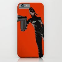 iPhone & iPod Case featuring pose3 by Misha Dontsov