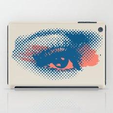 Heaven Is In Your Eyes iPad Case
