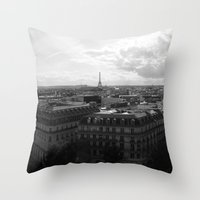 Love atop Lafayette Throw Pillow