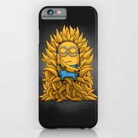 Minion Throne iPhone 6 Slim Case