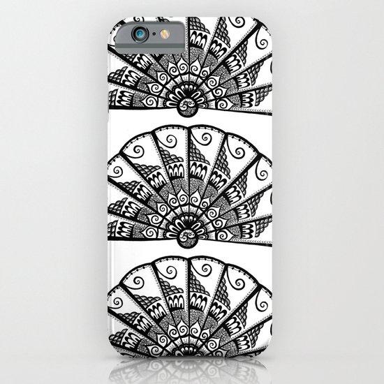 Triple Fan iPhone & iPod Case
