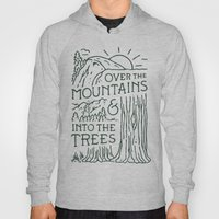 Over The Mountains Hoody