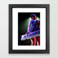 Vicky-T Framed Art Print