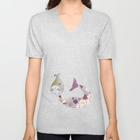 Two-getherness Unisex V-Neck