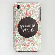 Mean Girls: You Can't Si… iPhone (3g, 3gs) Slim Case