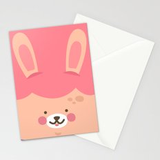 Bunny Smile Stationery Cards