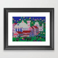 Midsummer Framed Art Print