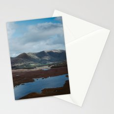 The Hills of Connemara, Ireland Stationery Cards