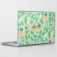 Summer Wedding Laptop & iPad Skin