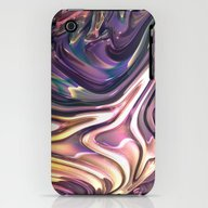 iPhone & iPod Case featuring D96 Fractal by VLKAE
