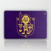 Castle Mama Crest Laptop & iPad Skin