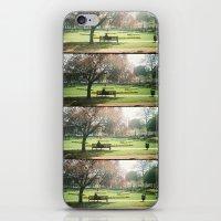 Imagination Garden iPhone & iPod Skin
