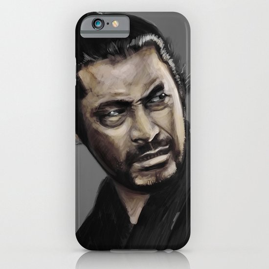 Yojimbo iPhone & iPod Case
