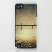 iPod Touch Cases featuring Where to go by HappyMelvin