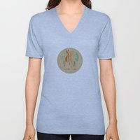 Cloudy Day Unisex V-Neck