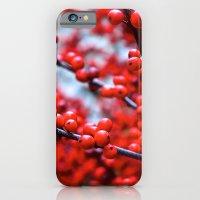 Festive Berries 2 iPhone 6 Slim Case