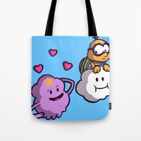 Lumpy Space Princess: You know you want these lumps! Tote Bag