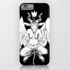baphomet Slim Case iPhone 6s