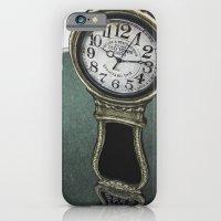 iPhone & iPod Case featuring Clock by Faith Buchanan
