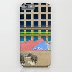 Almost Blue iPhone 6 Slim Case