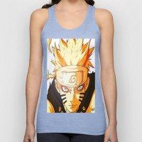 Naruto: Sage Beast Mode Unisex Tank Top