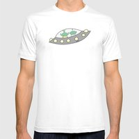 Oekie Street  Mens Fitted Tee White SMALL