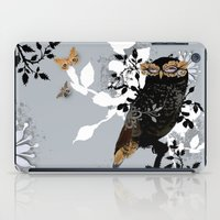 Wise Owl iPad Case