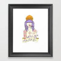 Wutang Framed Art Print