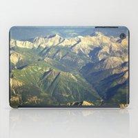 Austrian Alps I iPad Case