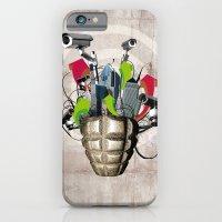 Le troisième oeil iPhone 6 Slim Case