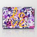 LOVE, LOVE, LOVE iPad Case