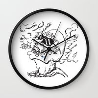 Our Hero, Former Smoker Wall Clock