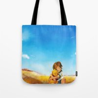 Everything Is Right Tote Bag