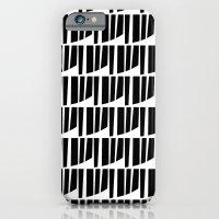 Westfranke Black & White Pattern iPhone 6 Slim Case