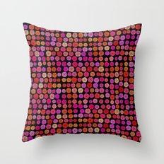 Rosealicious Throw Pillow
