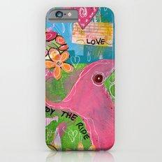 Amazing You Pink Elephant iPhone 6 Slim Case