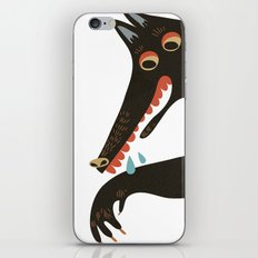 Who's Afraid of wolves? iPhone & iPod Skin
